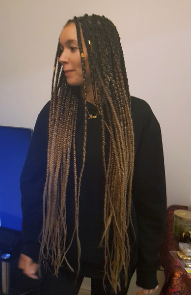 Box Braids LottaHairandBeauty Book Black Afro London Mobile Hair Stylist Braider Near Me FroHub