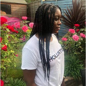 Box Braids Book London Afro Mobile Hairstylist NaturallyG FroHub