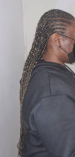 Braids Cornrows Feed In Stitch Lemonade LottaHairandBeauty Book Black Afro London Mobile Hair Stylist Near Me FroHub