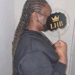Braids Cornrows Feed In Stitch Lemonade LottaHairandBeauty Book Black Afro London Mobile Hairdresser Near Me FroHub