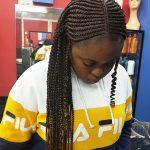 Fulani Ghana Tribal Braids Luemas Book London Afro Hairdresser Braider Appointment FroHub