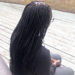 Knotless Box Braids CustomCornrows Book Black Afro London Mobile Hairstylist Near Me Braider FroHub