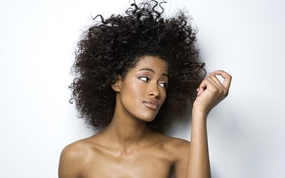 Reduce Afro Curly Hair Breakage