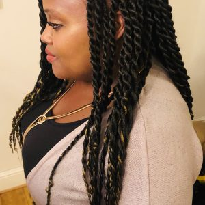 Senegalese Twists Book London Afro Natural Mobile Hairstylist NaturallyG FroHub