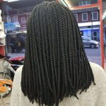 Box Braids Bob Shoulder Length Luemas Book London Afro Hairdresser Braider FroHub