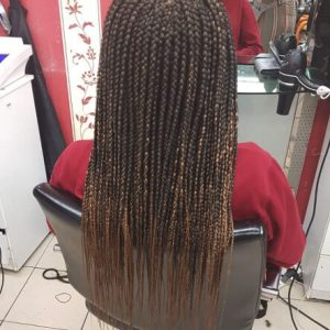 Box Braids Mid Back Length Luemas Book London Afro Hairdresser Braider FroHub