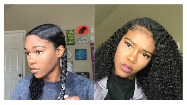 How to do a Braid Out Wash and Go Natural Hair How to Tutorial FroHub