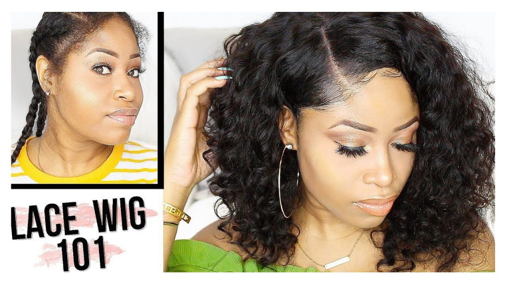 How to Apply a Lace Wig Beginner Tutorial FroHub