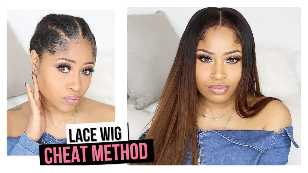 Lace Wig Install Cheat Code How To Hair Tutorial FroHub