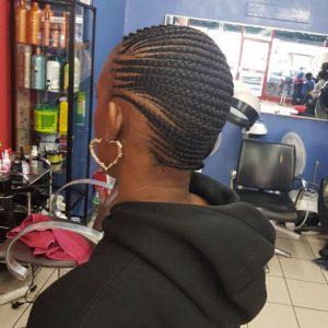 Lemonade Ghana Feed In Cornrow Braids Luemas Book London Afro Hairdresser Braider FroHub