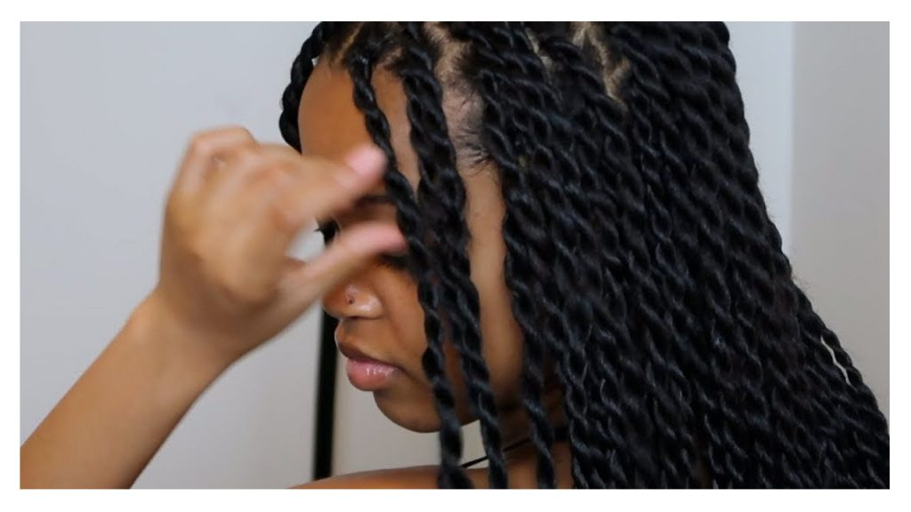 Senegalese Twists How To Tutorial FroHub