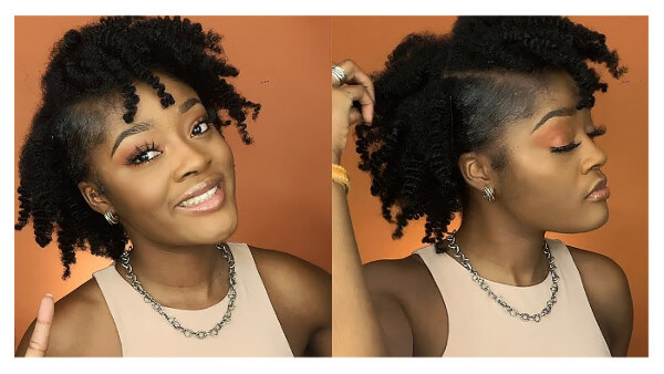 How to Twaidout Twistout Braidout Natural Hair Tutorial