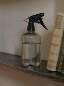 Hair Spray Bottle Moisture FroHub