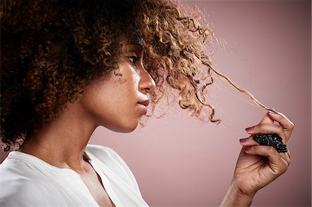 Afro hair breakage shedding FroHub