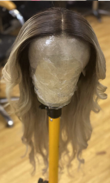 Lace frontal Wig Weave Blonde Hair Creativehairstyles Book Black Afro London Hairstylist Hairdresser FroHub