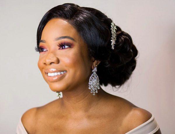 Afro Bridal Wedding Hairdresser Wig Weave Lace Frontal Book London UK Black Natural Hairdresser Salon Near Me Symmetry Beauty FroHub