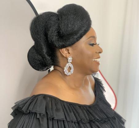 Afro Bridal Wedding Hairdresser Book London UK Black Hair Stylist Near Me Symmetry Beauty FroHub