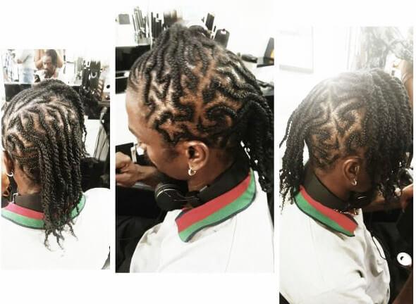 Mens Braids Cornrows Creativhairstyles Book Black Afro Natural London Barber Hairdressers FroHub