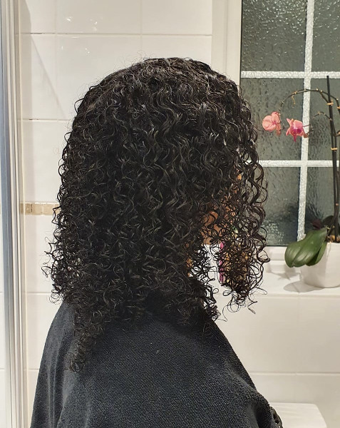 How to Flax Seed Gel Curly Afro Defined Hair FroHub